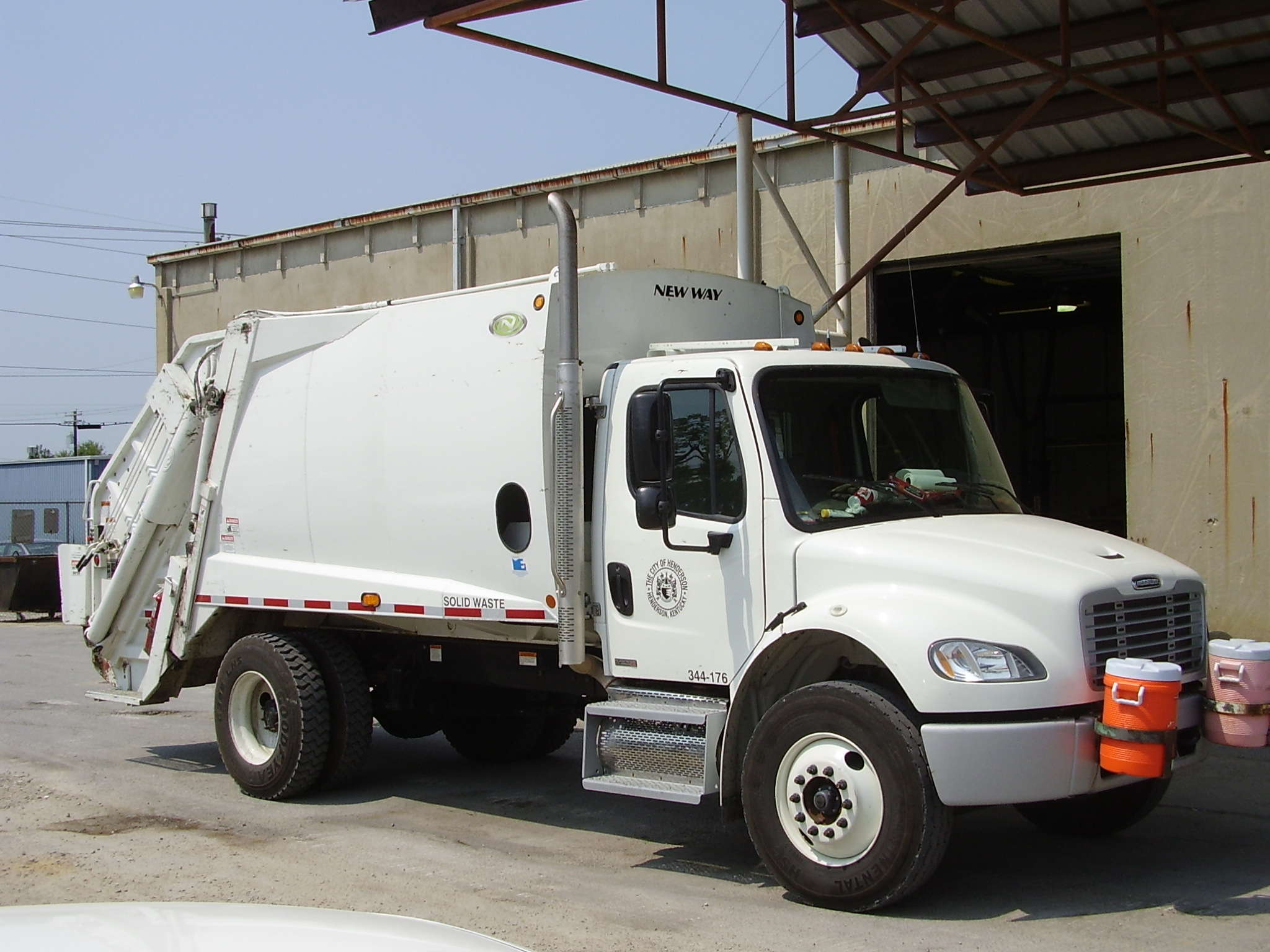 City of Henderson Sanitation Division
